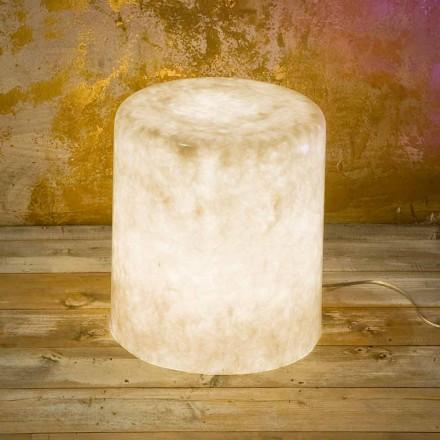 Dizenjoni llambën e dyshemesë në nebulitin In-es.artesign Bin F Nebula