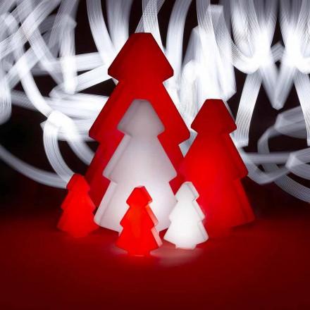 Llambë dekorative në natyrë e pemës së Krishtlindjes Slide Lightree, prodhuar në Itali