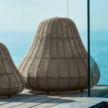 Llambë e madhe me dizajn modern Jackie nga Talenti në kordon sintetik