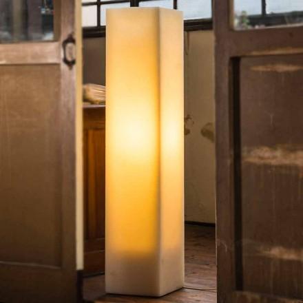 Llambë dylli me efekt të gërvishtur dhe prodhuar në Itali Dizajn - Dalila
