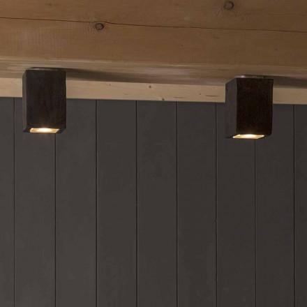 Dritë LED e dritës në tavan në balta, Smith - Toscot