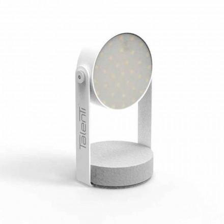 Llambë tavoline e jashtme e udhëhequr, alumini i bardhë ose grafit - Tofee nga Talenti