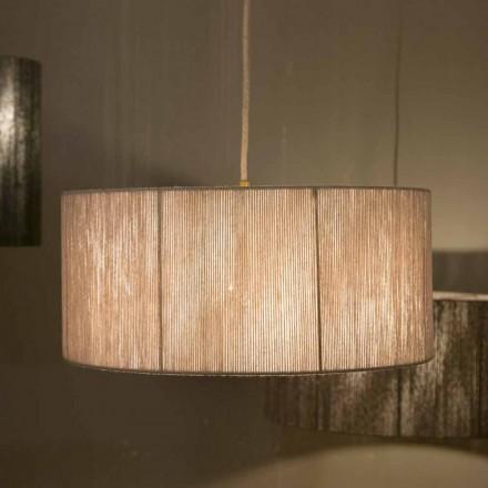 Llambë varëse moderne në lesh të bërë në Itali Evita