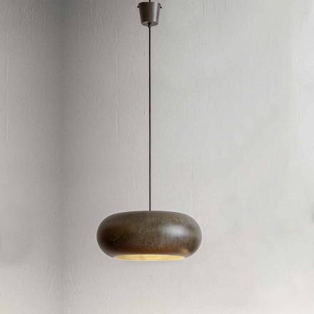 Llambë e pezulluar në diametër çeliku 500 mm - Materia Aldo Bernardi
