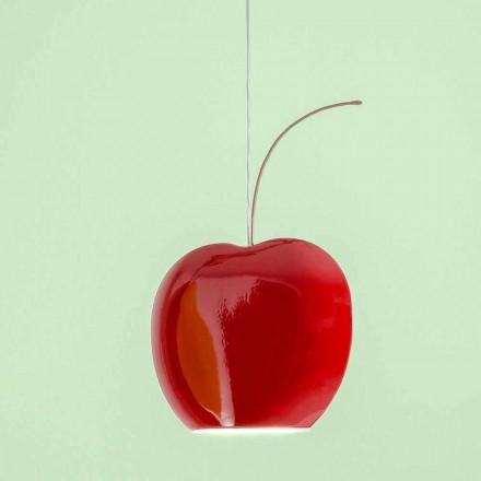 Llambë qeramike e pezulluar në Qershi - Frutat Aldo Bernardi