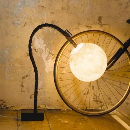 Llambë dyshemeje fleksibile In-es.artdesign Micro Luna nebulite