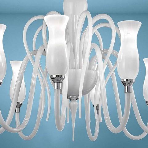 Artizan 8 Llambadar qelqi dritë venecian, prodhuar në Itali - Vittoria