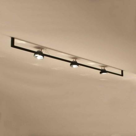 Llambadar modern i punuar me dorë me strukturë hekuri prodhuar në Itali - Pamplona