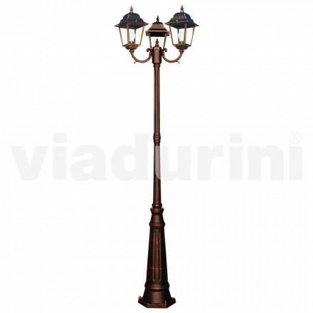 Llamba postare klasike me tre drita, prodhuar në Itali, Aquilina