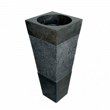 Lavazh i lirë me gurë të zi Nias