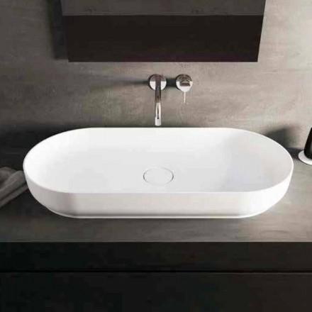 Lavazh banjo me dizajn modern Dalmine Maxi, e bërë në Itali