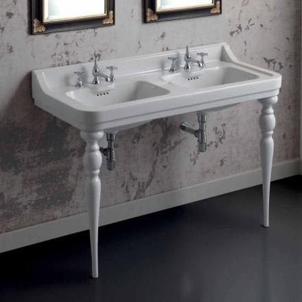 Kasolle klasike lavamani, lavaman, dyfishtë, e bërë në Itali, Swami