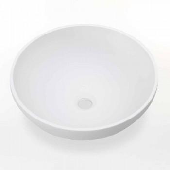 Countertop Washbasin Rrëshirë me dizajn modern Made in Italy - Cavan