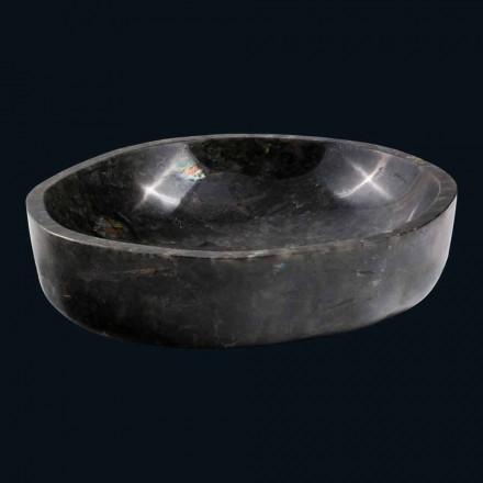 Dizajn banjoje countertop prej guri labradorite, Scudo