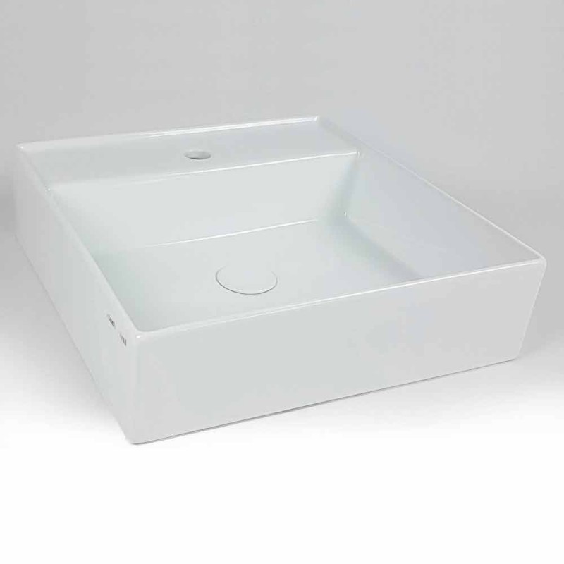 Countertop Moderne me pllaka qeramike Washbasin Made in Italy - Piacione