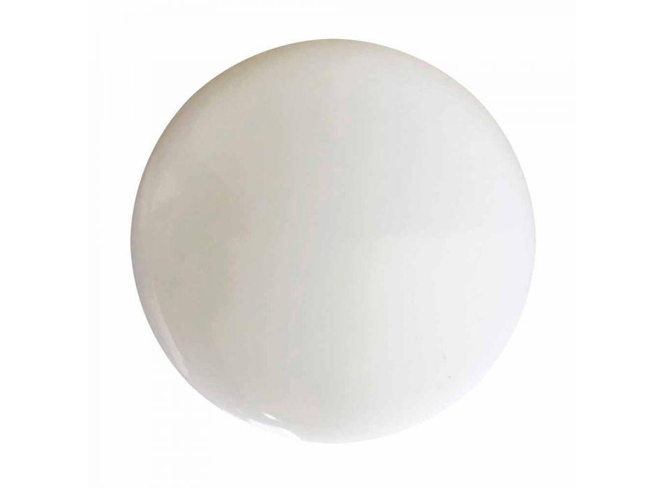 Countertop Moderne me pllaka qeramike Washbasin Made in Italy - Piacione