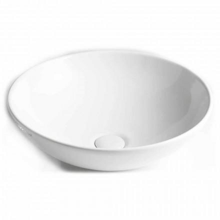 Pjatila me banjë qeramike për banjë të prodhuar në Itali - Pimpi