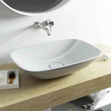 Larje banjo e mbrendshme e banjës në Taormina Medium e bërë në Itali