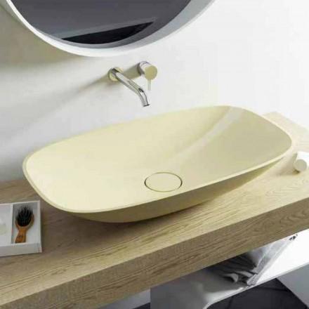 Larje banjo banjo e projektimit modern Taormina Big, e bërë në Itali