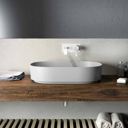 Larja e banjës së banjës me dizajn modern bëri 100% në Itali, Formicola