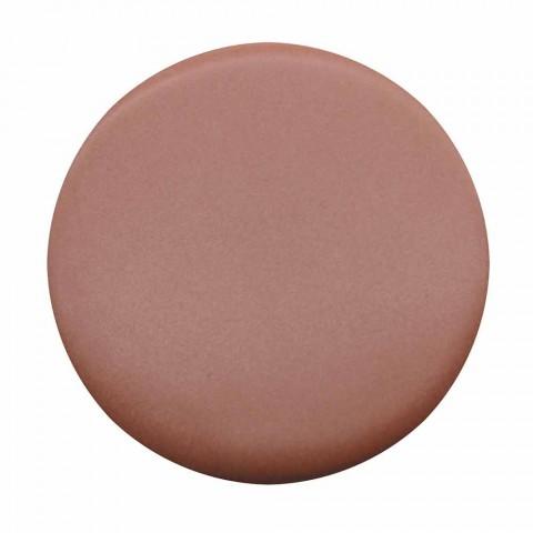 Countertop ovale Washbasin L 60 cm në Qeramikë Moderne Made in Italy - Cordino