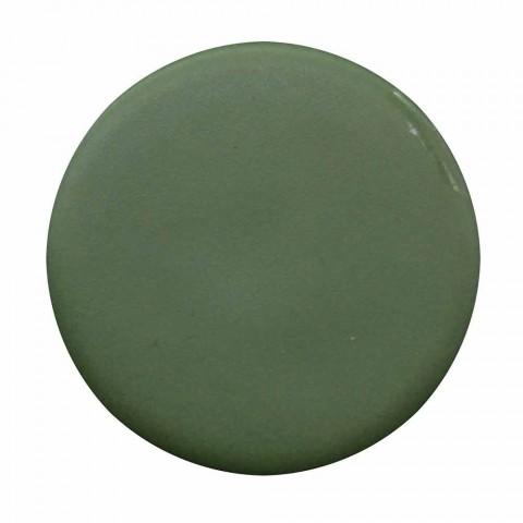 Countertop drejtkëndëshe Washbasin L 60 cm në Qeramikë Made in Italy - Rotolino