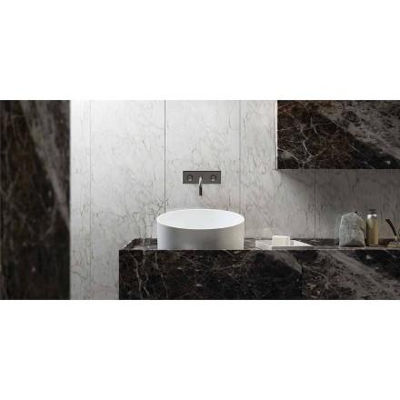 Larja e lavamanit në formë rrethore ka bërë 100% në Itali, Dubino