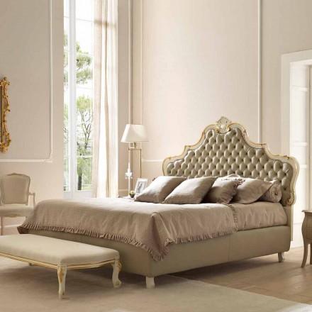 Shtrati dyshe me enë shtrati, dizajn klasik, Chantal by Bolzan