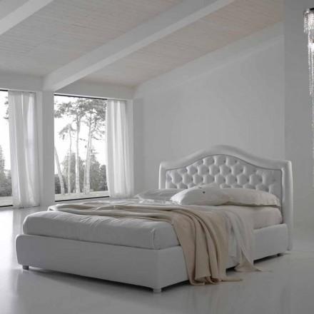 Shtrati dyshe pa kuti, dizajn klasik, Capri nga Bolzan