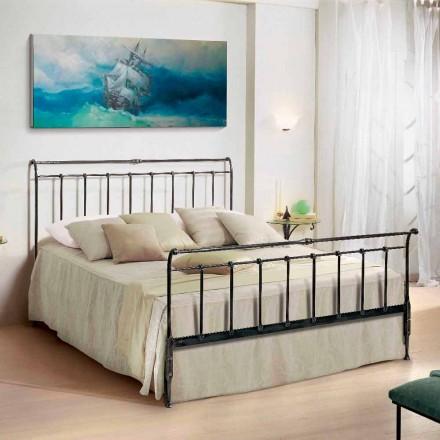 Kate krevat dopio hekuri i punuar, model klasik, i punuar me dorë në Itali