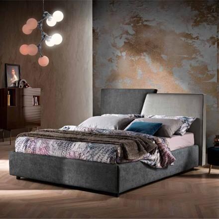Dizajn modern i shtruar ose i butë me shtrat të dyfishtë - Aftamo