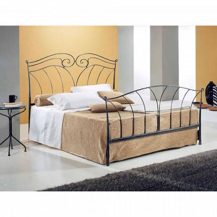 Nettuno me shtrat të vogël dyshe të punuar me hekur të punuar