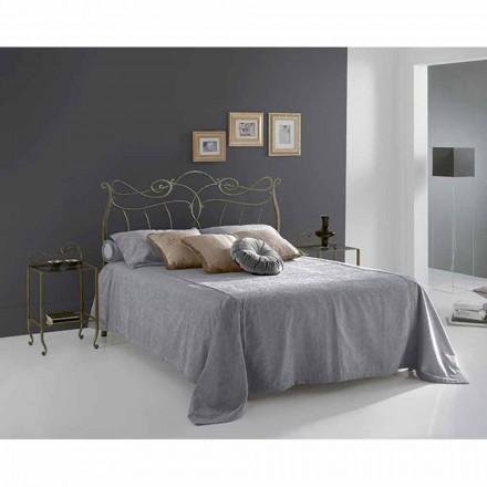 Venere me shtrat të vogël dyshe të punuar me hekur të punuar