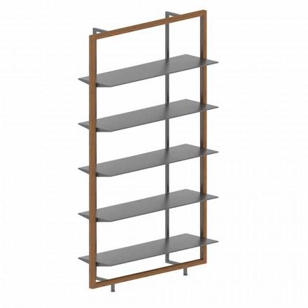 Rafti i dyshemesë në metal, alumin dhe dru i prodhuar në Itali - Bonaldo Aliante