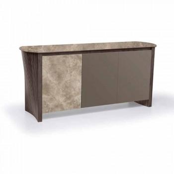 Dizajnoni një Sideboard në Gres me Strukturë në Dru dhe MDF Prodhuar në Itali - Kunea