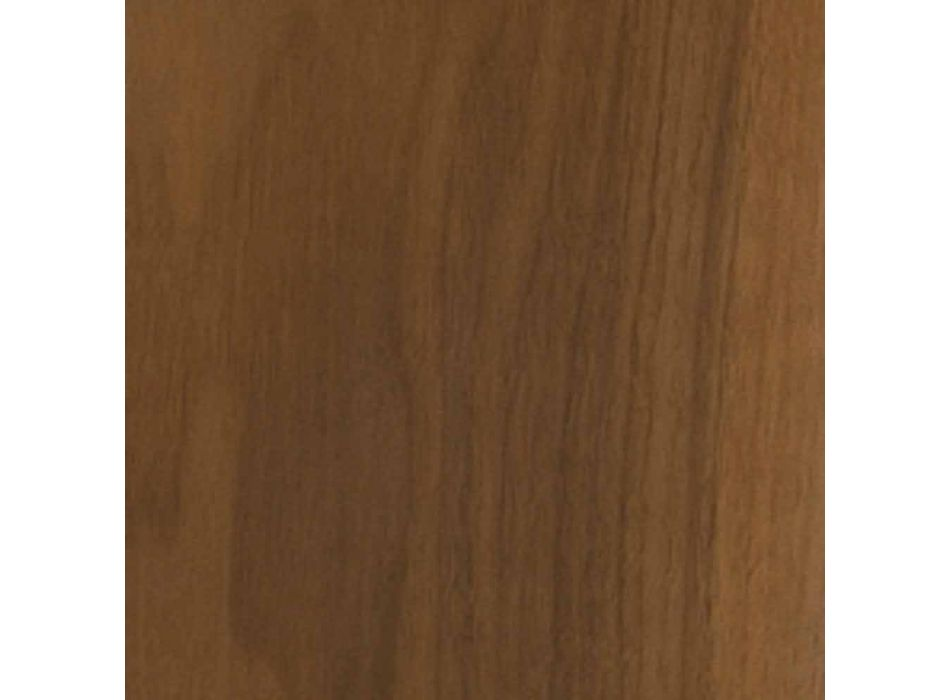 Dërrasa anësore moderne prej druri me majë dhe dyer në mermer Gres prodhuar në Itali - Wonka