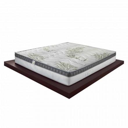 Memorie luksoze dyshe me dyshek 25 cm të lartë Made in Italy - Idea