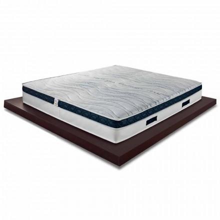 Dyshek katror dhe i mesëm i lartë 22 cm në Kujtim Luksoz Made in Italy - Duran