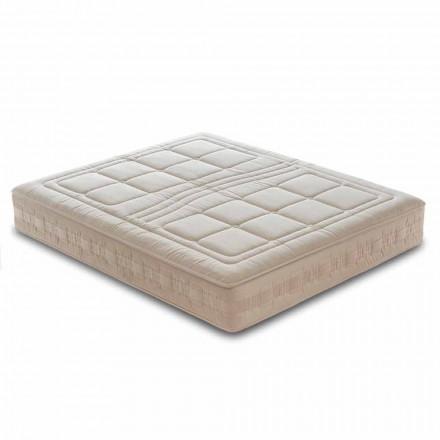 Dysheku i vetëm H25 cm në Memory Luxury dhe 1600 Springs Made in Italy - Greqi