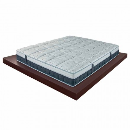 Dyshek i vetëm me cilësi të lartë në memorje të lartë 25 cm E prodhuar në Itali - Vila