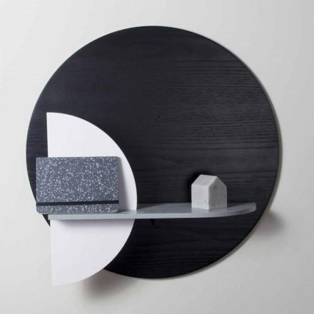Raft i Dizajnit në Veshje me shumë shtresa të përbëra nga panele modulare - Livia
