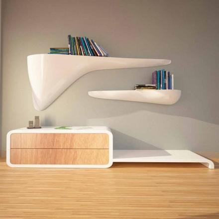 Raft dizajni modern i bërë në Itali, Sizzano