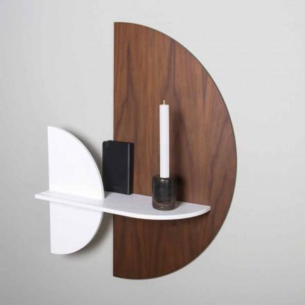 Raft Modular elegant dhe dizajn modern në kompensatë të pikturuar - Amnezi