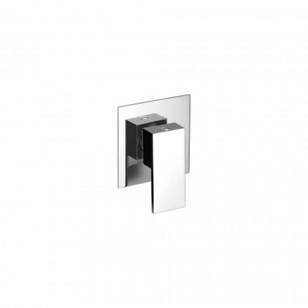 Prodhuar në Itali Mixer dushi i integruar prej bronzi - Panela