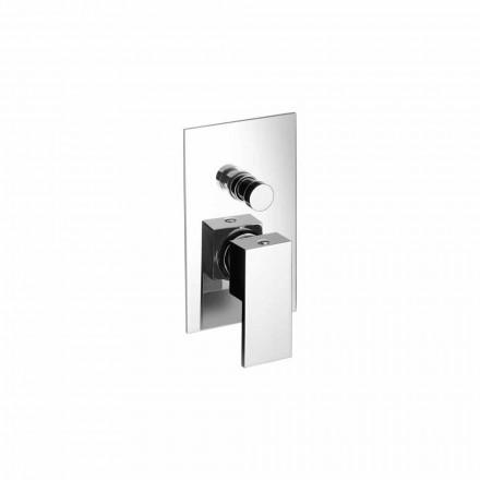 Ndërtues dushi ose mikser vaske Dizajn modern i prodhuar në Itali - Panela
