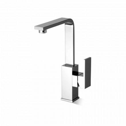 Mikser lavaman banjo me grykë të lartë rrotullues prodhuar në Itali - Panela