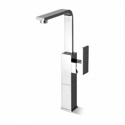 Përzierësi i lavamanit të banjës Dizajn i Lartë i kthyeshëm i kthyeshëm Prodhuar në Itali - Panela