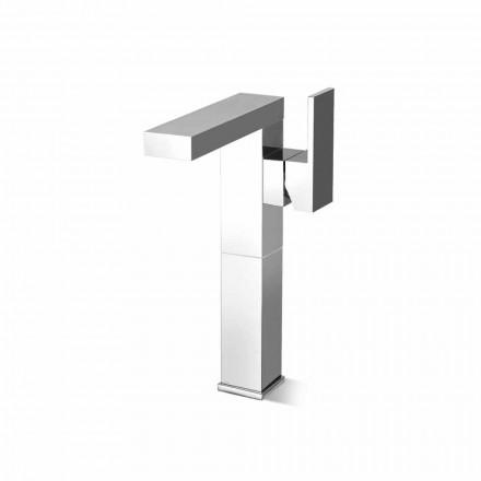 Prodhuar në Itali Përzierësi i lavamanit të banjës me levë anësore - Panela