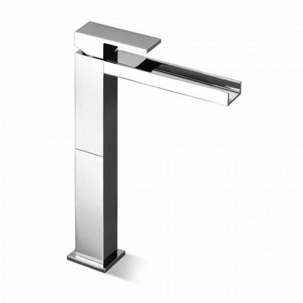 Përzierës për lavaman për banjo me dizajn të gjatë gojë Prodhuar në Itali - Bibo