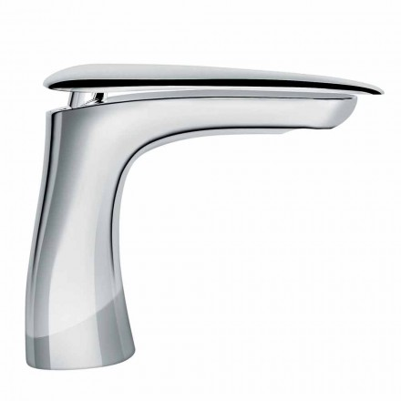 Përzierës lavamani countertop në tunxh i bërë në Itali - Miriade